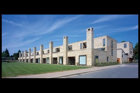 Accordia, Cambridge by Feilden Clegg Bradley Studios/Alison Brooks Architects/Macreanor Lavington